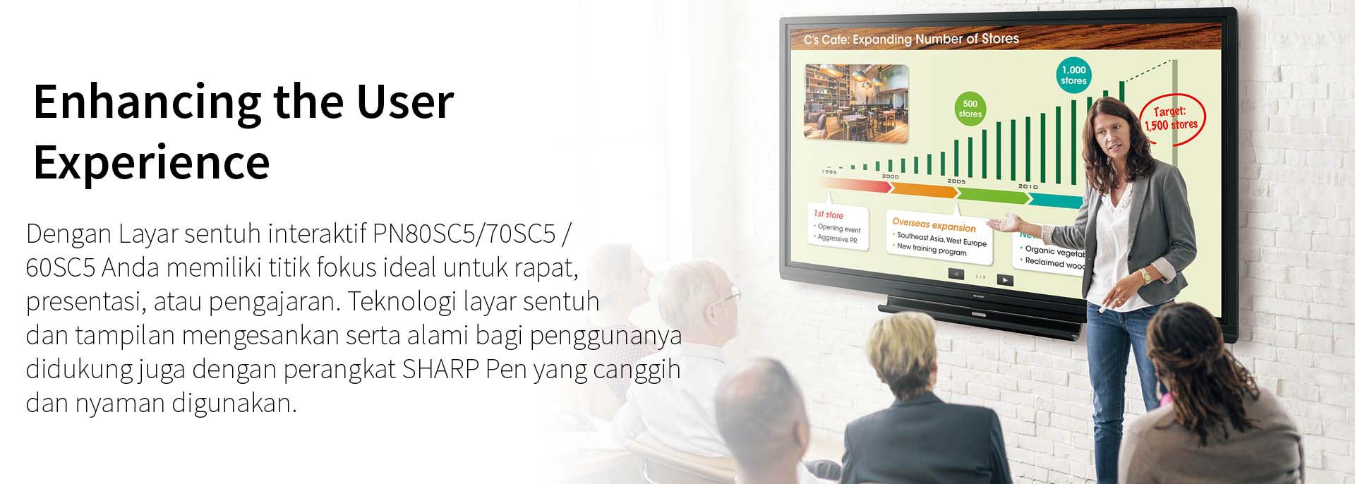 PN-80SC5 | SHARP Indonesia